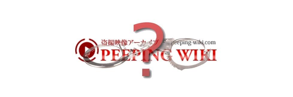Peeping wikiを利用したことで逮捕の危険はあるのか